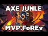 Axe Jungle Dire Side By MVP.FoREv OG VS MVP TI6