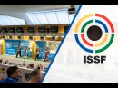 10m Air Rifle Women Final - 2016 ISSF Rifle and Pistol World Cup in Munich (GER)