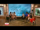 The cast of 'Pretty Little Liars' talk show's new season | The Talk Jun 21, 2016