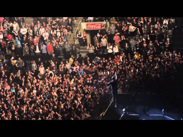 Imagine Dragons- 30 Lives, Demons, On Top of the World, and Radioactive (Live in Toronto)