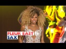 Fleur East - 'Sax' (Live At The Jingle Bell Ball 2015)