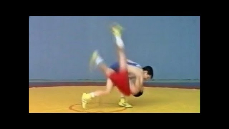 Как научиться бороться Юрий Шахмурадов 2008