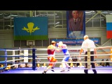 День 2, 91 кг: Сакулин Тимур (ЦСКА-Москва) vs Карасев Валерий (СКА-СПБ)