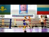 День 2, 60 кг: Хамхоев Зелимхан (ЦСКА-Москва) vs Карнаев Семен (СКА-СПБ)