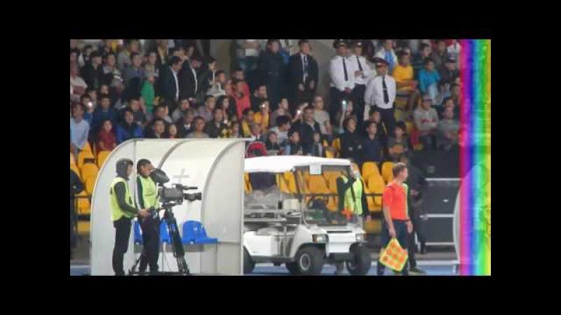 Вперёд Кайрат-Алга Кайрат Кайрат-Астана 1-0 18 тур КПЛ