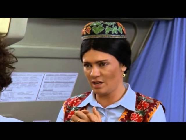 Одна за всех - Стюардесса Залима - Платный туалет