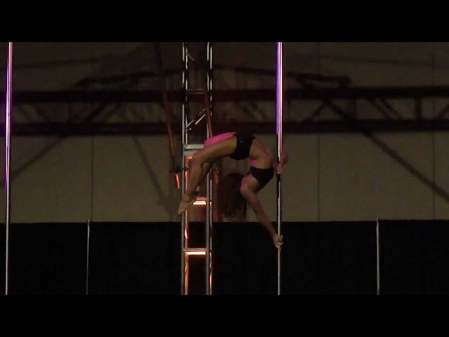 Jenyne Butterfly - Pole Convention 2011 - Music