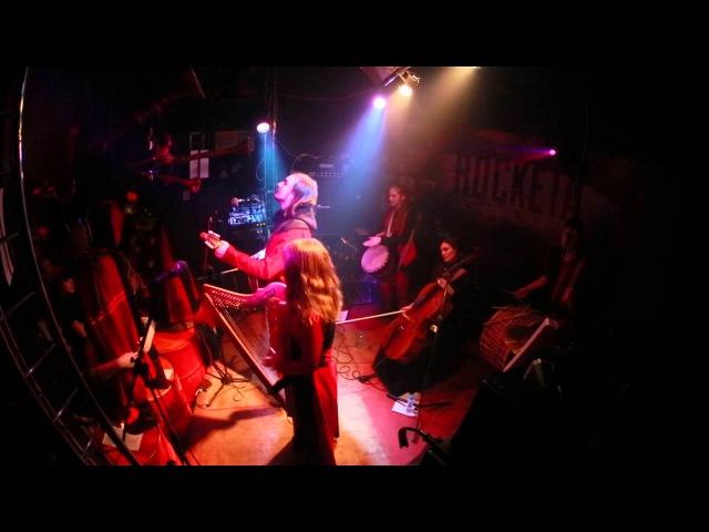 Gilead — Totentanz (live in Rocketa 20.01.2016)