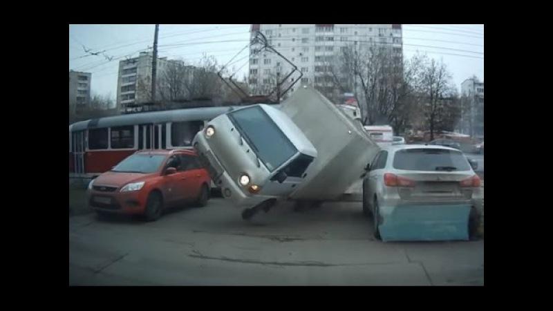 Общественный транспорт может представлять опасность