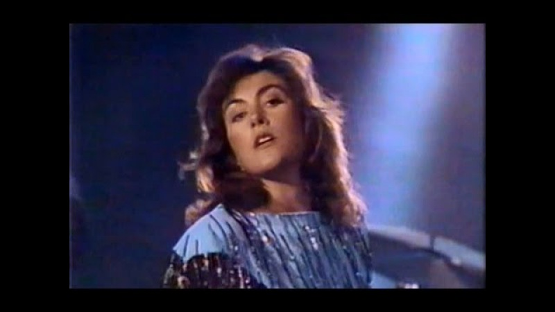 Laura Branigan - The Lucky One [cc] July 1984 Solid Gold