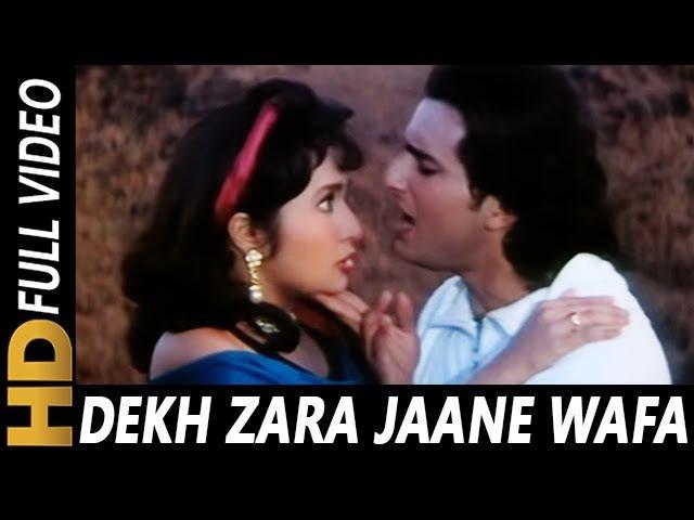Dekh Jara Jane Wafa | Abhijeet, Jyoti | Ek Tha Raja 1996 Songs | Saif Ali Khan