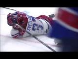 Травма Светлакова на матче со СКА