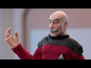 Robot Chicken - Star Trek: The Next Generation's Night Crew