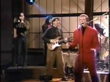 Tom Jones - Hold On I'm Coming + Knock On Wood + It's Not Unusual (medley) 1992