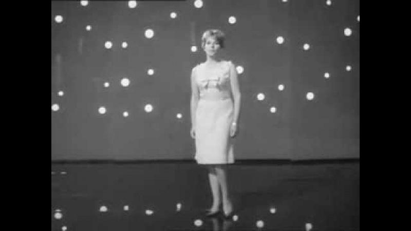 Нина Дорда - Песня остаётся с человеком - 1964