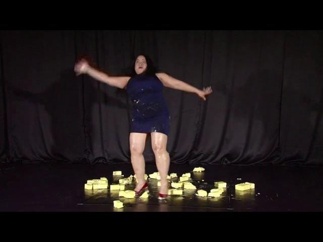 Melati Suryodarmo's Butter Dance
