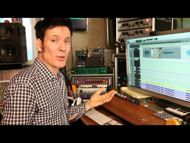 Mixing Vocals to Sit Properly in the Mix - Warren Huart Produce Like A Pro