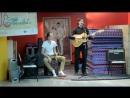 Владимир Степанов и Милош Корда What are you whant from me Adam Lambert cover live 16 07 2016