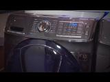 Стиральная машина Samsung WW8500 AddWash на CES 2016
