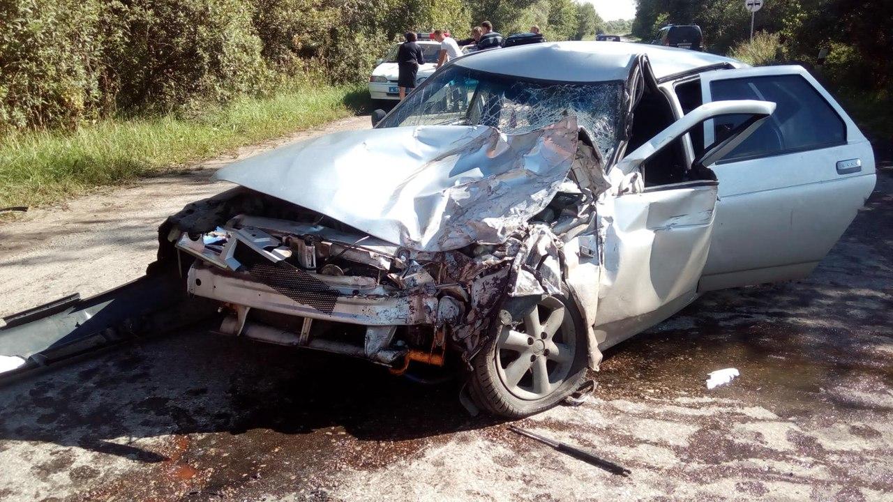 Пострадала несовершеннолетний пассажир автомобиля