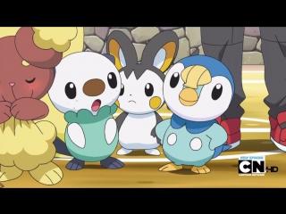 Покемон 15 сезон 38 серия HD