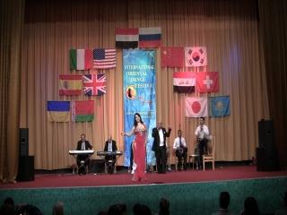 Кайро-Мираж 2016. Замира Ибрагимова. Ум Кальсум, соло.