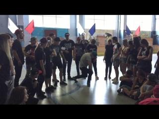 GROOVE AVENUE 2016 | KRUMP SELECTION | LIL FATE