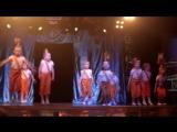 Ритмопластика/детская хореография в Челябинске (возраст 3-4 года) - Школа танцев