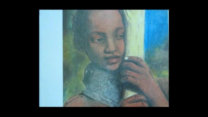 Güzel Sanatları Kazanan Öğrencilerin Çalışmalarında Örnekler