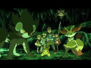 Pokemon XY (Pocket Monsters XY) - 101 [L1] \ Покемоны 19 сезон 9 серия (озвучка Rayvol)