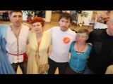 Песня с народом на Русской Вечёрке -