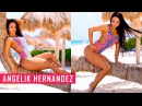 ANGELIK HERNANDEZ Brazilian Buttlift Workout | Fitness Babes