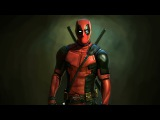 DEADPOOL  Digital Painting  Photoshop  Time Lapse  Tutorial  Speed Drawing