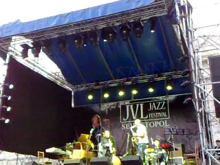 JVL jazz fest Sevastopol 04.09.2011