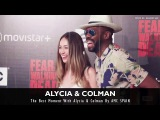 The Best Moment With Alycia Debnam-Carey & Colman Domingo - By AMC SPAIN
