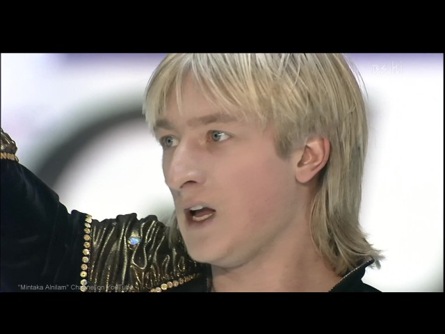 [HD] Evgeni Plushenko - Once Upon a Time in America 2000/2001 GPF - Final Round FS プルシェンコ
