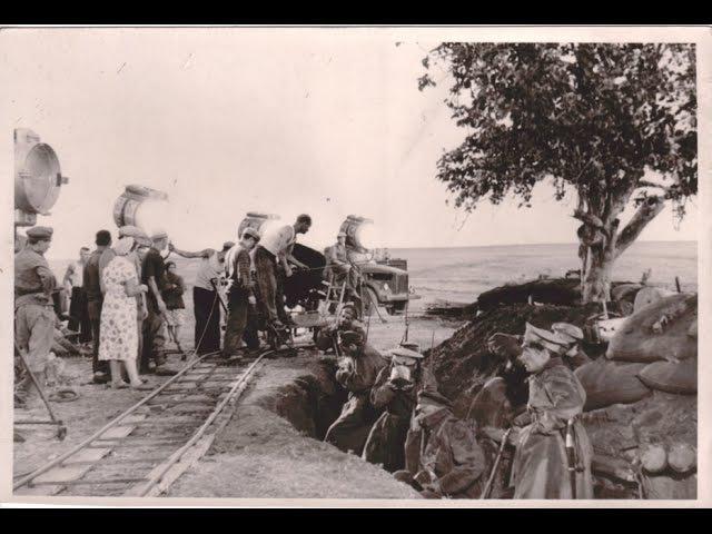 Как снимали фильм «Тихий Дон» в хуторе Диченском 1956-1957 год