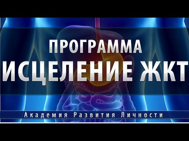 Программа исцеление ЖКТ по технологии школы Космомагов [космоэнергетика]