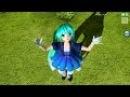 【PDA-FT PV】荒野と森と魔法の歌【初音ミク:マジカルミライ(帽子無し)&#1230