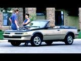 Pontiac Sunbird Turbo GT Convertible