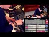 07 MZ X500 Rhythmen erstellen - Deutsch