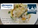 Tom Kerridge 2-Michelin starred chef cooks line caught cod with Jerusalem artichokes