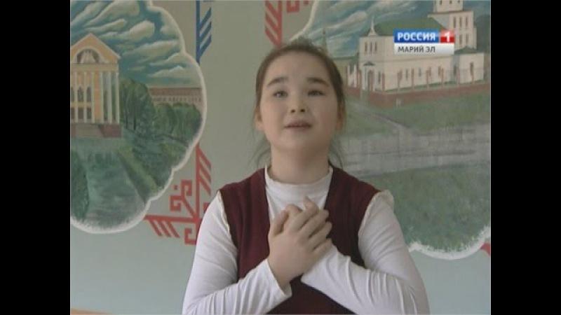 Детская передача «Шонанпыл» 31 03 2016