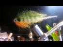 Tying the Bushwhacker weedless baitfish fly