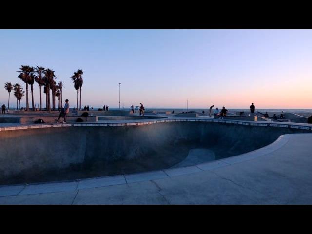 Venice Skatelapse