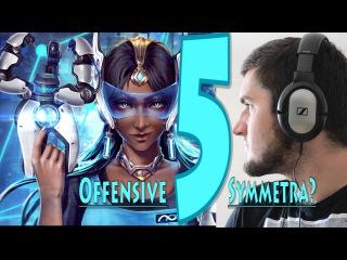 Overwatch - Offensive Symmetra?