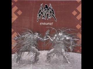 Kruk - Endkampf (official full album streaming) Crivian Pagan Black Metal