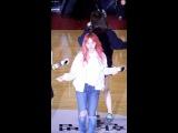160327 레드벨벳 (Red Velvet) Dumb Dumb [조이] JOY 직캠 Fancam (희망농구올스타) by Mera