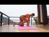 Утренний Комплекс для Тонкой Талии / Упражнения на косые мышцы живота (Katya Energy)