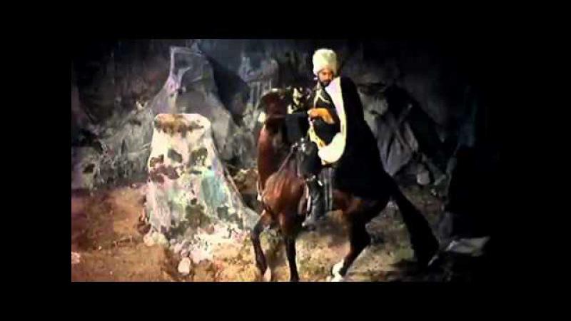 Чермен в схватке с барсом (Осетия фильм 1970г.)